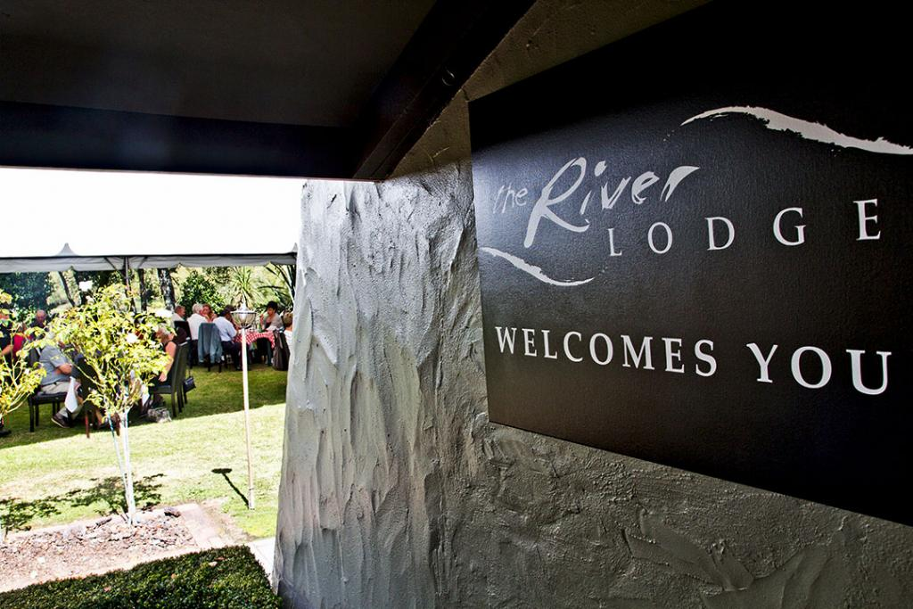 Welcome to the River Lodge