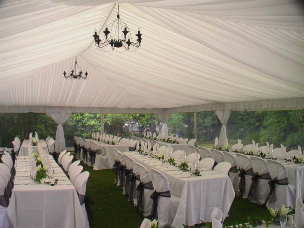10m x 15m marquee available